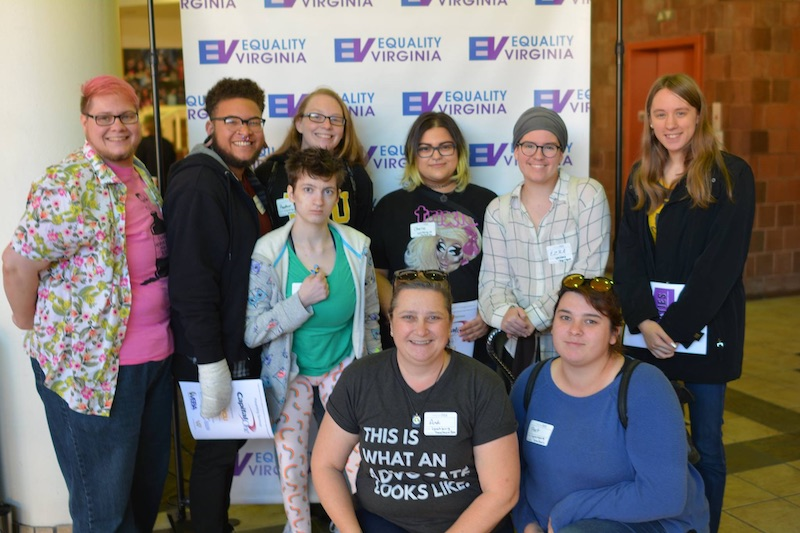 Equality Virginia to hold annual Transgender Information and Empowerment Summit virtually this year