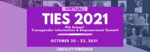 TIES 2021 Schedule & Program