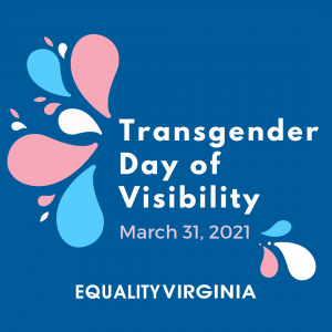 Transgender Day of Visibility 2021
