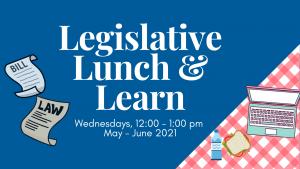 Legislative Lunch & Learn Series